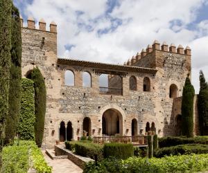 Fincas boda Madrid Palacio de Galiana