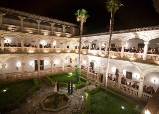 Fincas boda Madrid Monasterio de Lupiana